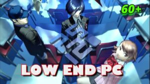 Best settings for Persona 3 FES (PS2) PCSX2 Low-End PC