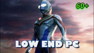 Best settings for Ultraman Fighting Evolution 3 (PS2) PCSX2 Low-End PC