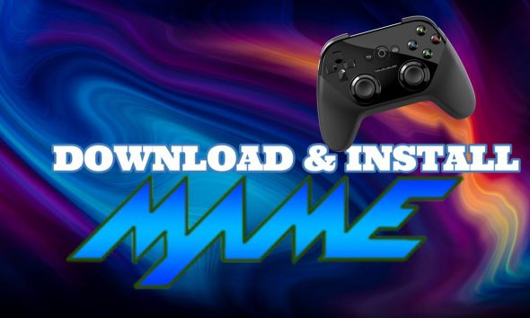 mame emulator download for pc free