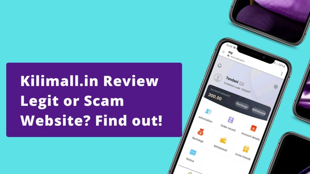Kilimall.in Reviews ( Is Kilimall Legit or Scam, Sign Up and Login