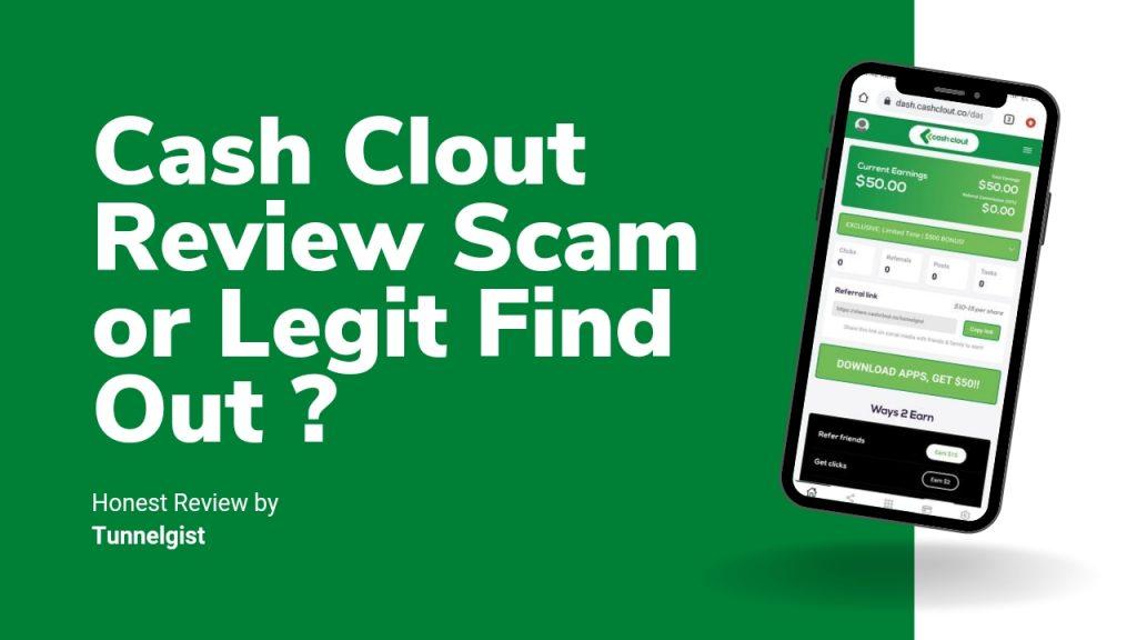 Cashclout Review ( Is Cash Clout Legit or Scam, Cash Clout Sign Up and Login