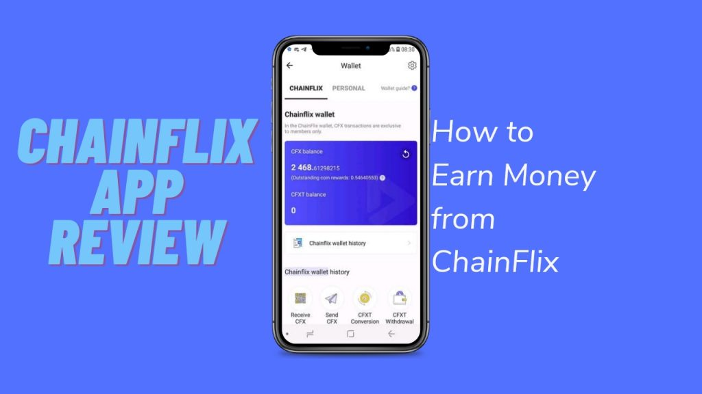 ChainFlix App Reviews ( Is ChainFlix App Legit or Scam, Sign Up and Login