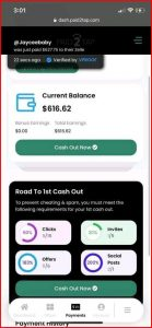 How does Paid2tap Works/Make Money from Paid2tap