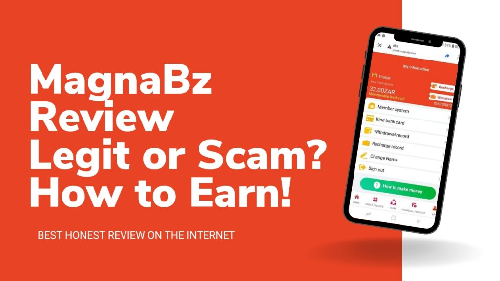 MagnaBz Reviews ( Is MagnaBz.com Legit or Scam, Sign Up and Login