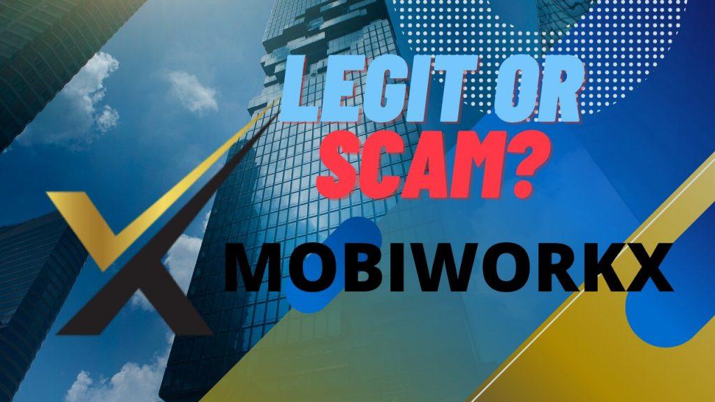 Mobiworkx Surveys Review | Is mobiworkx legit or Scam, Find Out?