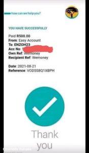 WeMoney.today Payment Proof