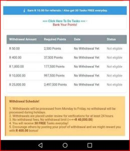 Weefunds.club Payment How to Withdraw from Weefunds