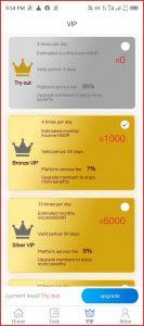 27 folyo VIP PLANS