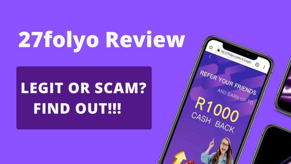 27folyo Review ( Is 27folyo Legit or Scam, Register & Earn