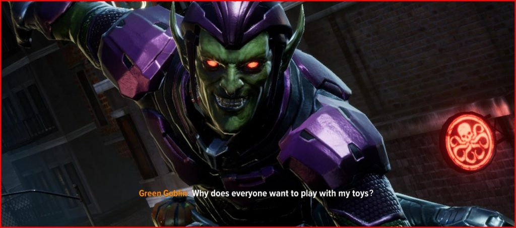 Is Marvel future revolution a good game?
