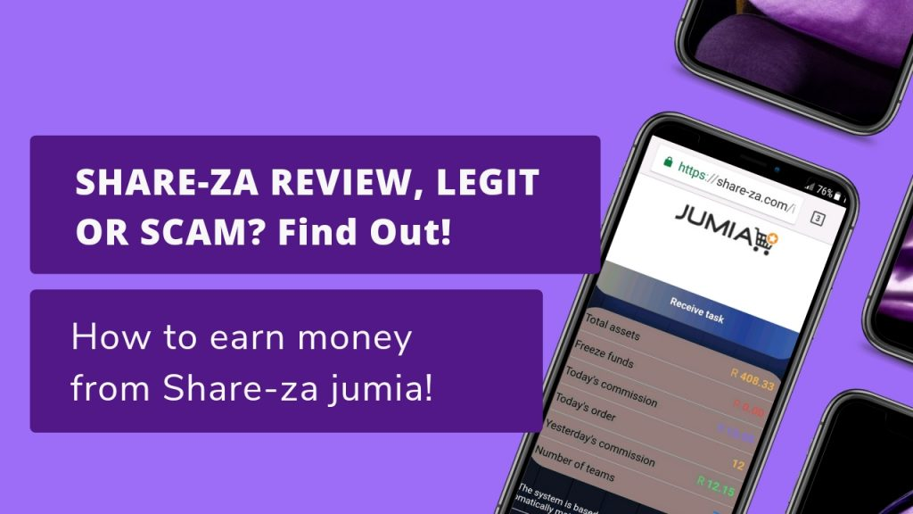 Share-za Reviews ( Is Share-za Legit or Scam, Sign Up and Login