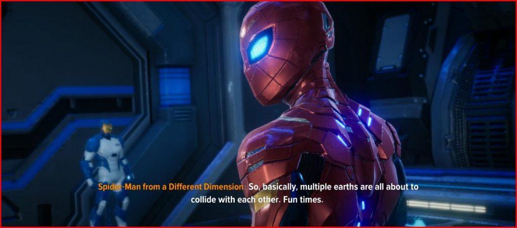 About Marvel future revolution