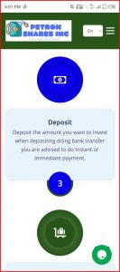 How does Petronsharesinc Works   Earn Money from Petronsharesinc
