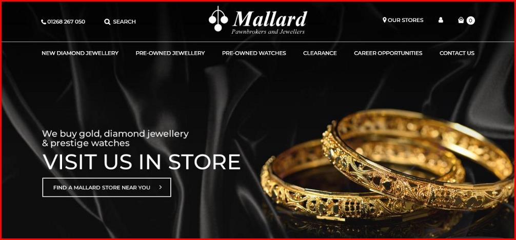 About Mallard Jewellers and pawn brokers?