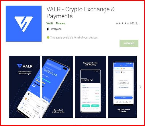 Valr App Review